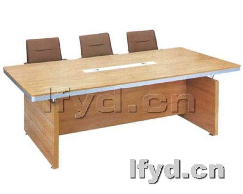 天津办公家具提供生产简约式会议桌厂家