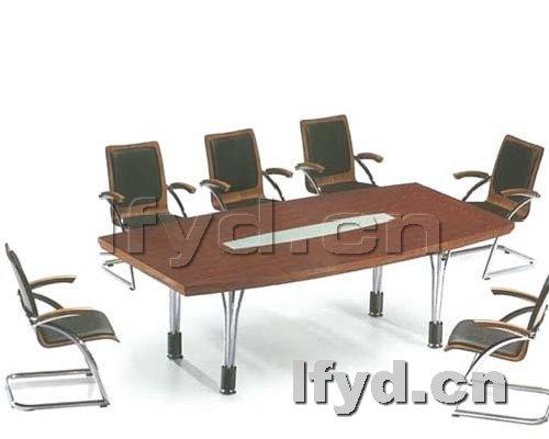 天津办公家具提供生产现代休闲会议桌厂家