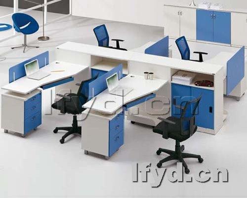 天津办公桌椅厂家 屏风工位 天津办公家具提供生产