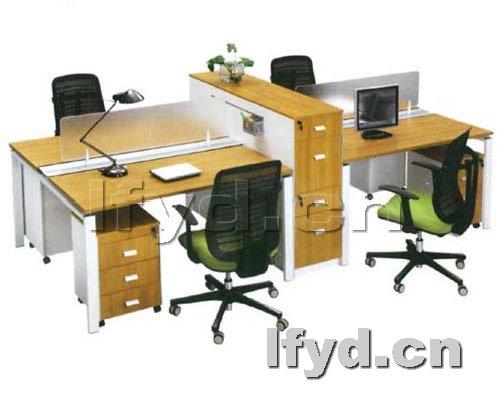 天津办公家具提供生产四人屏风工位厂家