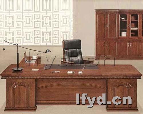 天津办公家具提供生产红木老板台