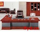 紫檀木纹石老板桌板台