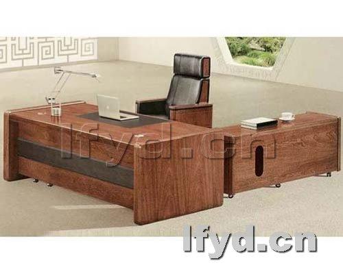 天津办公家具提供生产经典大班台