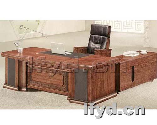 天津办公家具提供生产简洁时尚老板台厂家