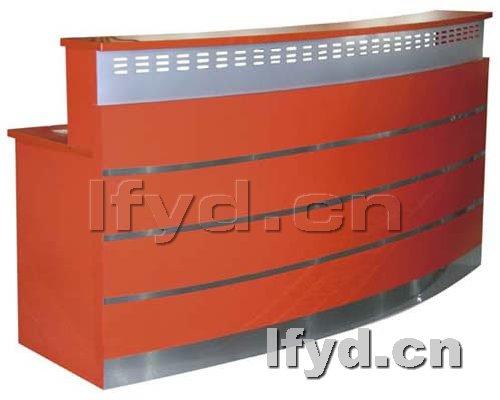 天津办公家具提供生产接待前台尺寸厂家