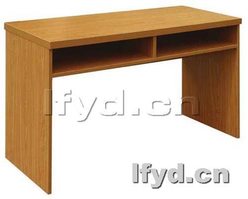 天津办公家具提供生产实木阅览桌厂家