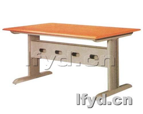 天津办公家具提供生产工字型阅览桌厂家